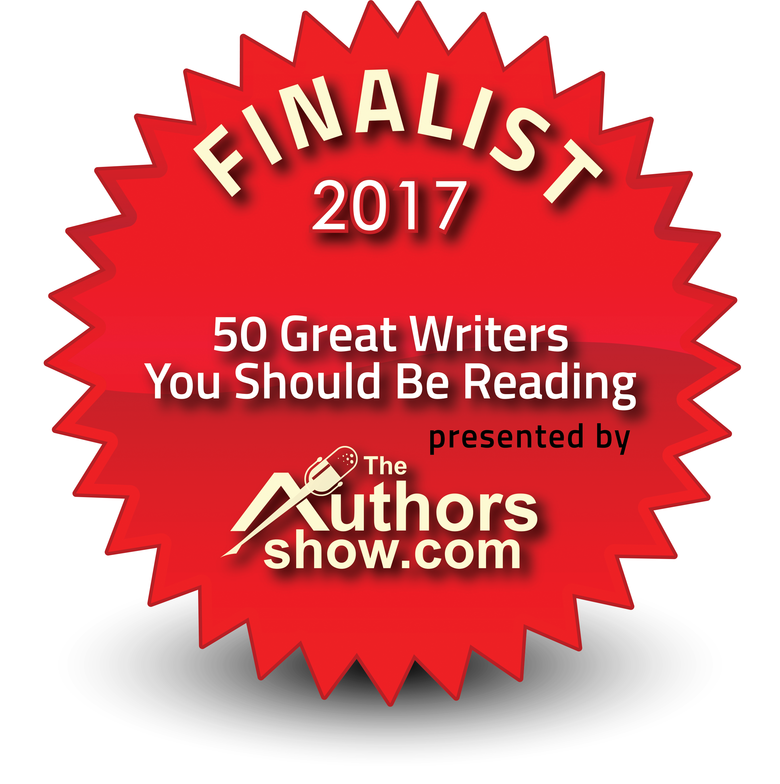 Finalist The Author's Show